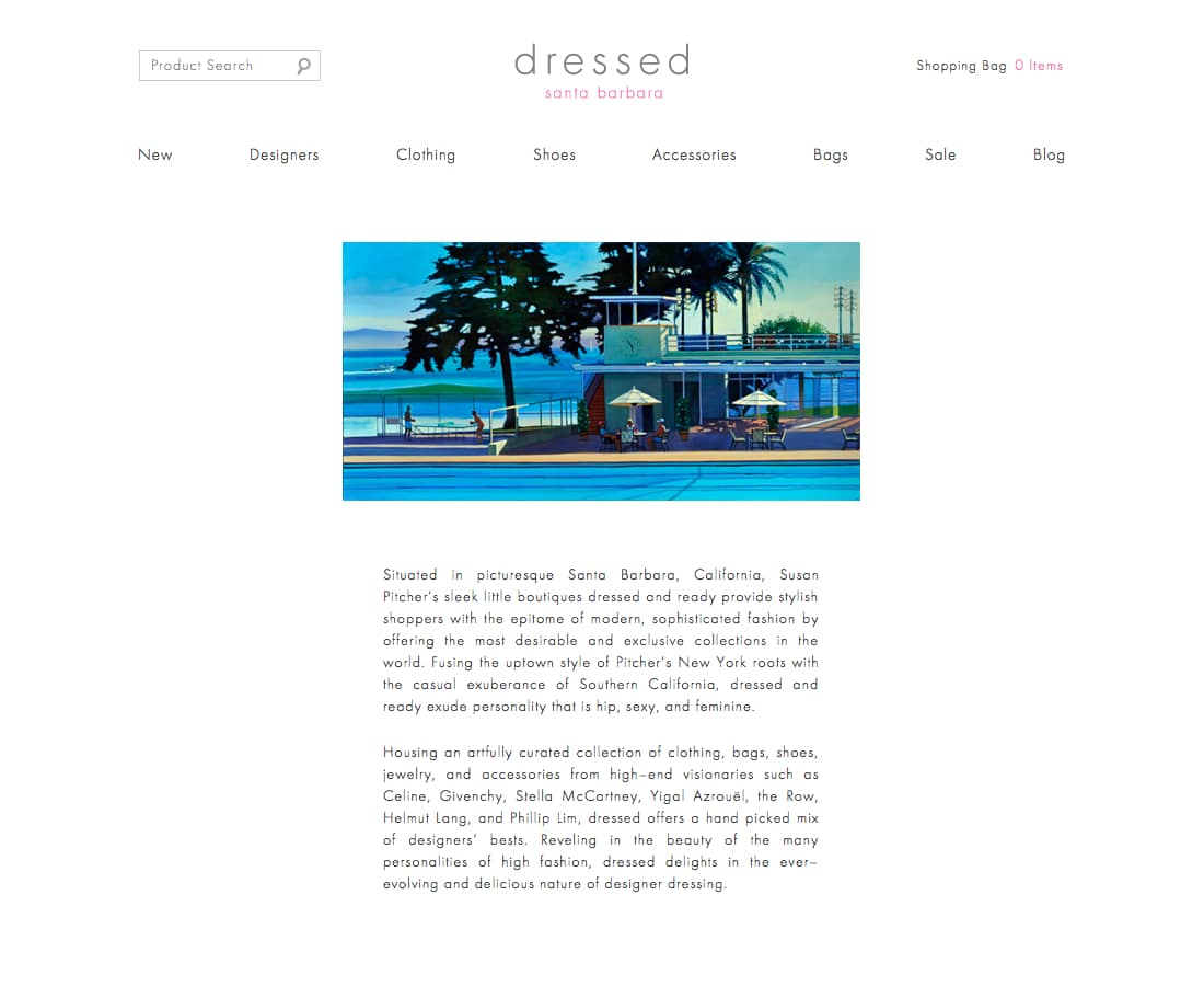 dressed houses a curated collection of clothing, bags, shoes, jewelry, and accessories from high–end visionaries such as Celine, Givenchy, Stella McCartney
