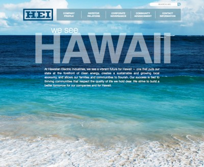 Hawaiian Electric Industries (HEI)