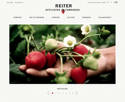 Reiter Affiliated Companies - Family Owned Since 1868
