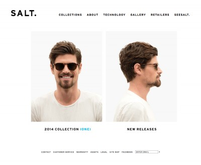 SALT. Optics | SALT. the Independent Optics Company